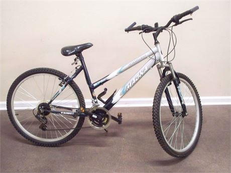 MAGNA GREAT DIVIDE LADIES 21 SPEED MOUNTAIN BIKE