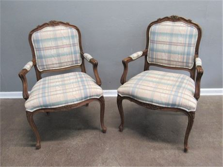 2 Ethan Allen Side Chairs