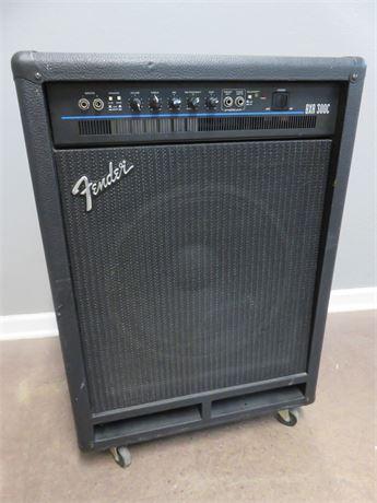FENDER BXR 300C Bass Combo Amp
