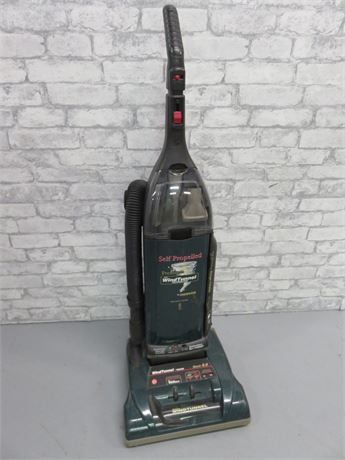 Hoover WindTunnel Self-Propelled Bagged Upright Vacuum