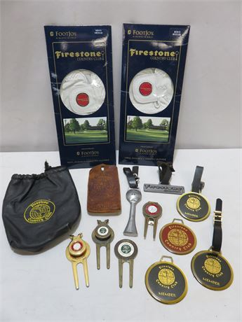 Firestone Country Club Collectible Souvenir Lot