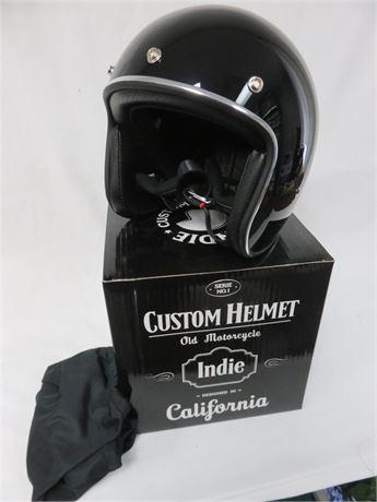 INDIE Motorcycle Helmet - SIZE 4