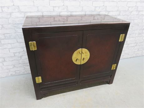 Asian Buffet Cabinet