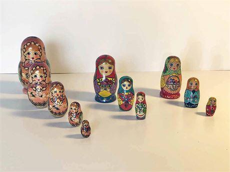 Matryoshka - Russian Nesting Doll