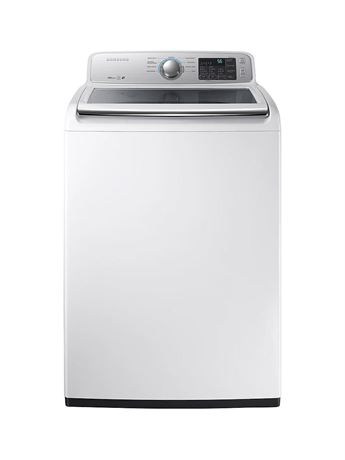 BRAND NEW SAMSUNG 4.5 CU. FT. TOP-LOAD WASHER - WA45M700AW