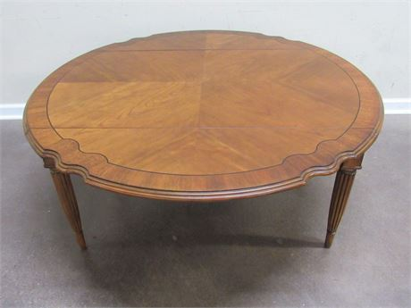 HAMMARY - DESIGN IN AMERICA DROP-LEAF COFFEE TABLE