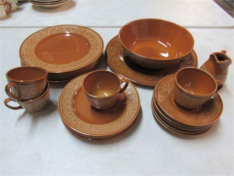 Diamondstone Laveno - Italy Dinnerware Lot - 26 Pieces