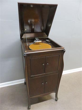 Antique Victor Victrola VV-80 Talking Machine Phonograph