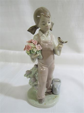 LLADRO - SPRING WITH BOX