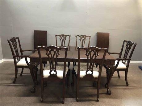Harden Chippendale Dining Set