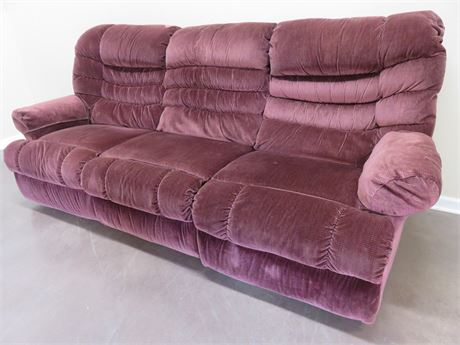 3-Piece Reclining Sofa