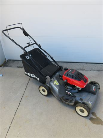CRAFTSMAN Eager-1 Self-Propelled Lawn Mower