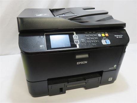 EPSON WorkForce Pro All-In-One Inkjet Printer