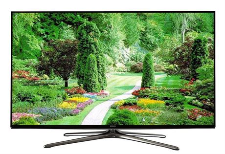 SAMSUNG 55-inch 1080p Smart LED HDTV