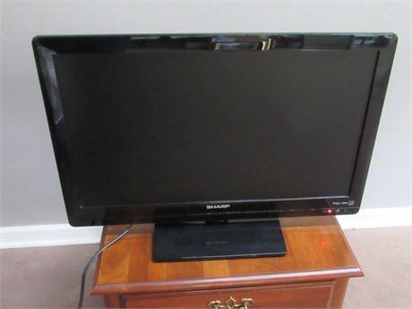 "Sharp 26"" Flat Panel LCD TV"