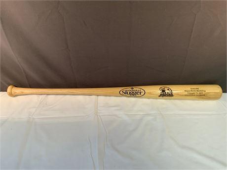 Miami University Louisville Slugger Baseball Bat