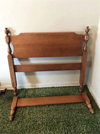 Taylor & Son Twin Bed
