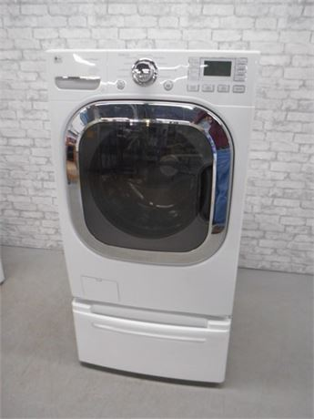 LG ULTRA CAPACITY STEAM WASHER