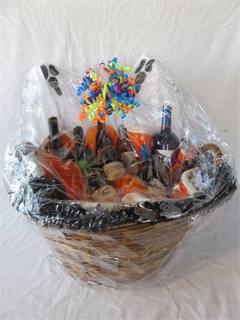 Wine Lovers Basket