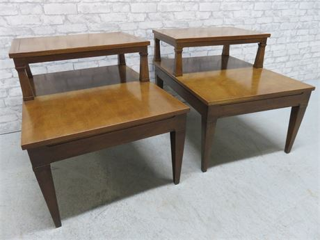 Vintage Mid-Century FINE ARTS FURNITURE End Tables