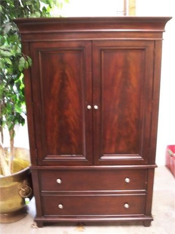 NICE LANE BEDROOM ARMOIRE