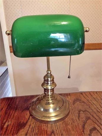 Banker's Desk Lamp