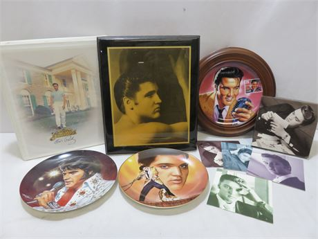 Elvis Presley Collector's Lot
