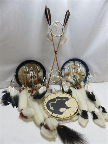 Native American Decoratives