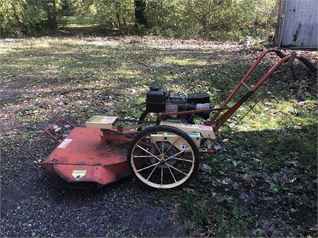 The Dr. Field and Brush Mower