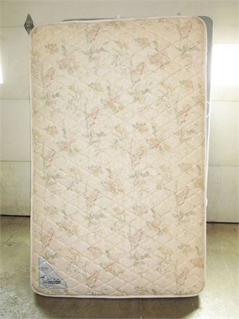 SPECIAL 3/4 MATTRESS AND BOX SPRING BY ORIGINAL MATTRESS FACTORY