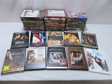 40+ DVD Collection
