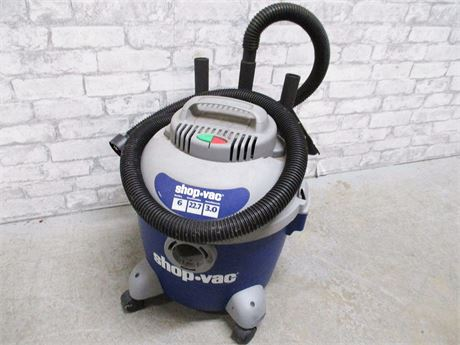 6-GALLON WET-DRY SHOP-VAC