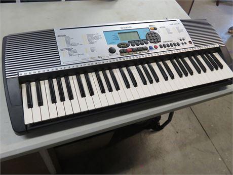 YAMAHA PSR-225GM Electronic Keyboard