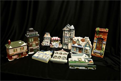 Cherished Collectibles, Individual pieces of Wall Art & Dept 56