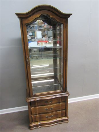 Delwood Furniture Display/Curio Cabinet