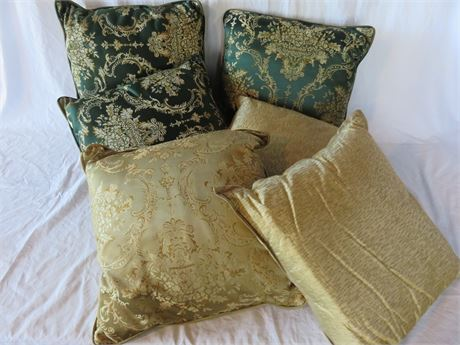 6-Piece Decorative Pillow Set
