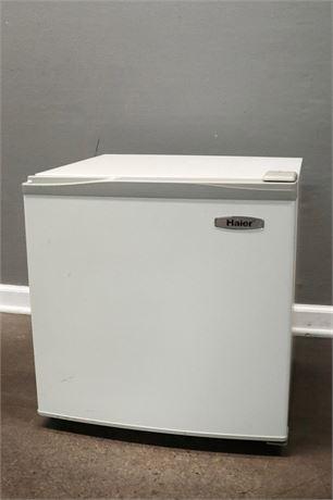Vintage Haier College Refrigerator