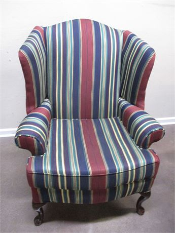 LOVELY WINGBACK CHAIR