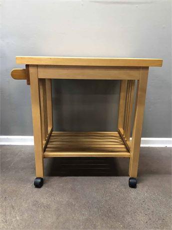 Portable Kitchen Cart