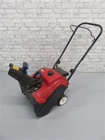 Toro PowerClear 180 4-Cycle Single Stage Snowblower