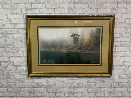 "Wall Art, Terry Isaac, ""Call of Autumn"""