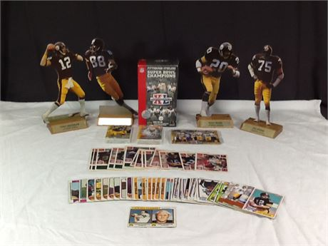 Steelers Cards & Standups