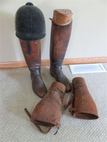 Vintage Polo Gear