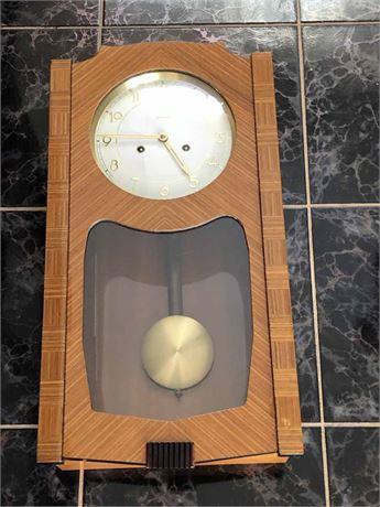 Junghans Pendulum Wall Clock