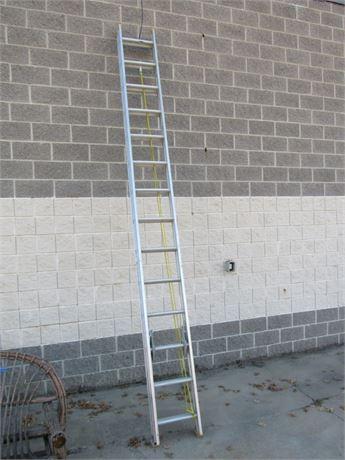 Culprum 28' Aluminum Extension Ladder