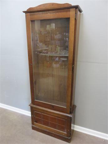 Locking Gun Cabinet