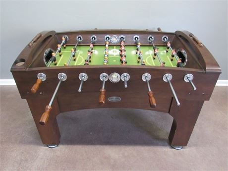 Very Nice Sportscraft Foosball Table