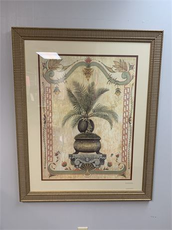 Wall Art Cedar Creek Collection in Urn Print