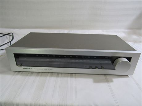 Vintage Technics ST-8011 AM/FM Stereo Tuner