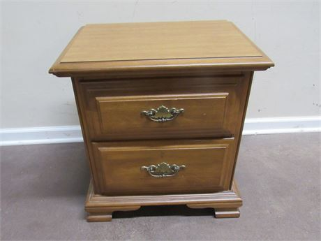 SUMTER CABINET CO. NIGHTSTAND
